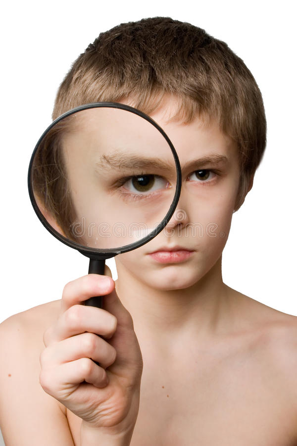 Download Teen boy stock photo. Image of sphere, time, lens, palm - 20621340