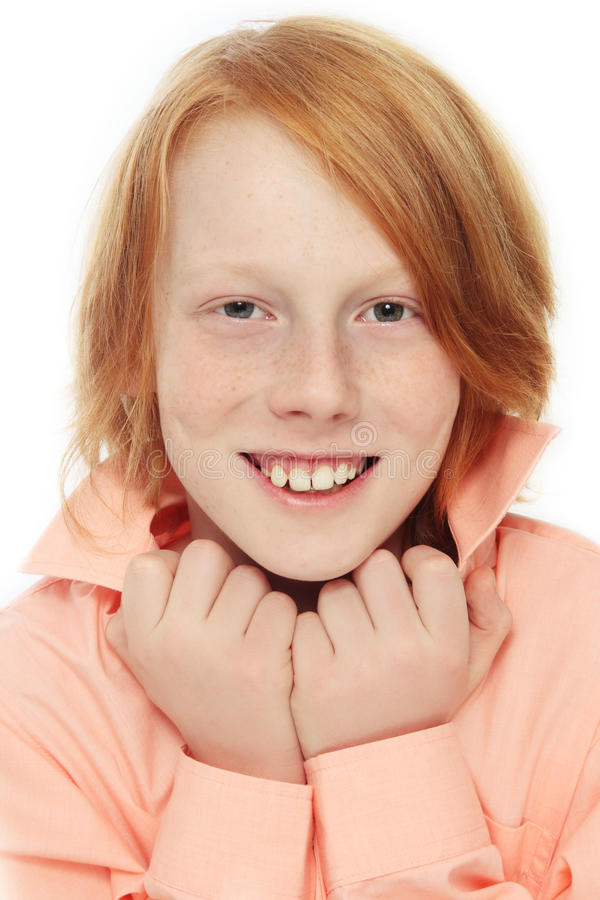 Download Teen boy stock photo. Image of haired, background, friendly - 29685212