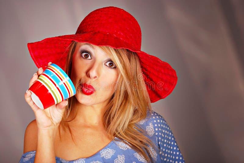 Download Teen Coffee Drinker Stock Photos - Image: 9223233