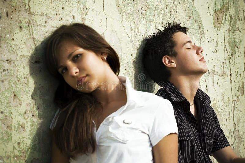 Download Teen couple stock image. Image of couple, seaside, holiday - 5434297