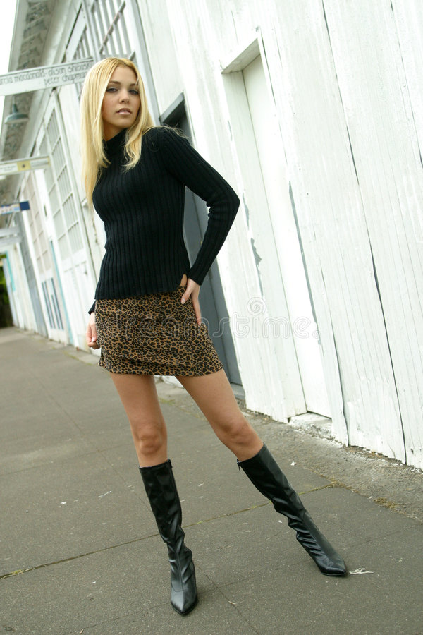 Teen fashion royalty free stock images