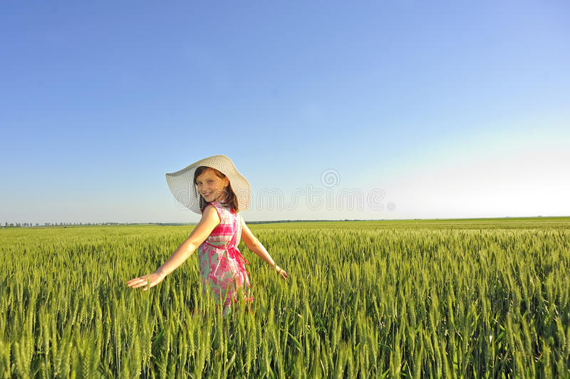 Download Teen On Field Royalty Free Stock Photo - Image: 31325495