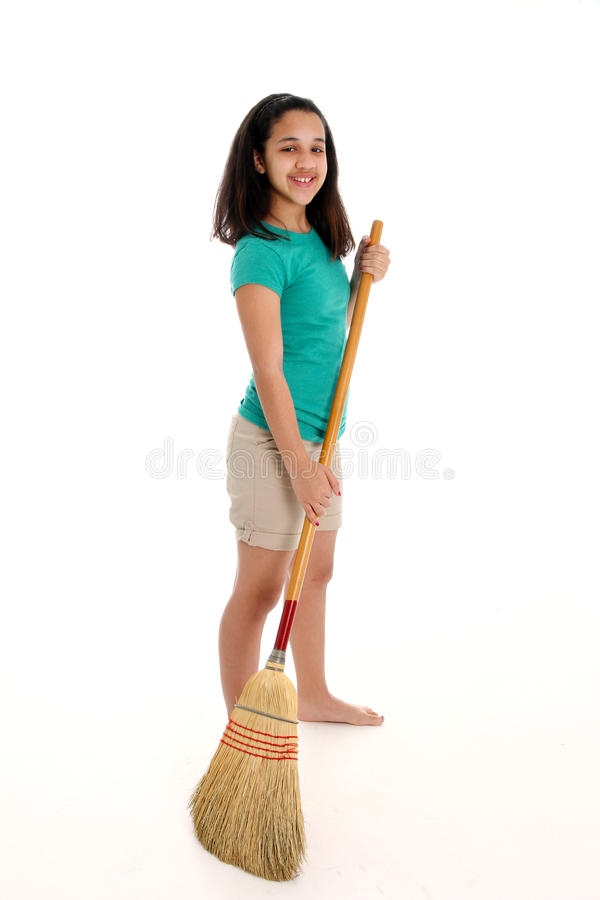Download Teen Girl stock photo. Image of person, backpack, learn - 24083322