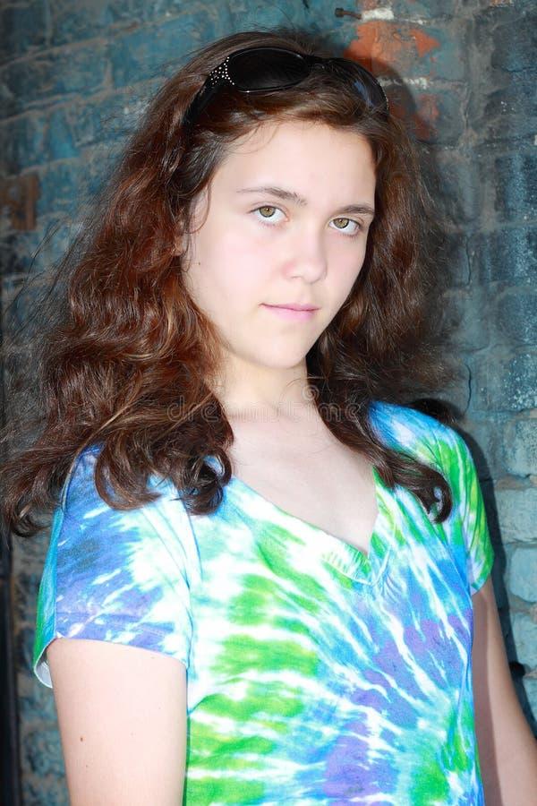 Download Teen Girl Attitude Depressed Stock Image - Image: 23238485