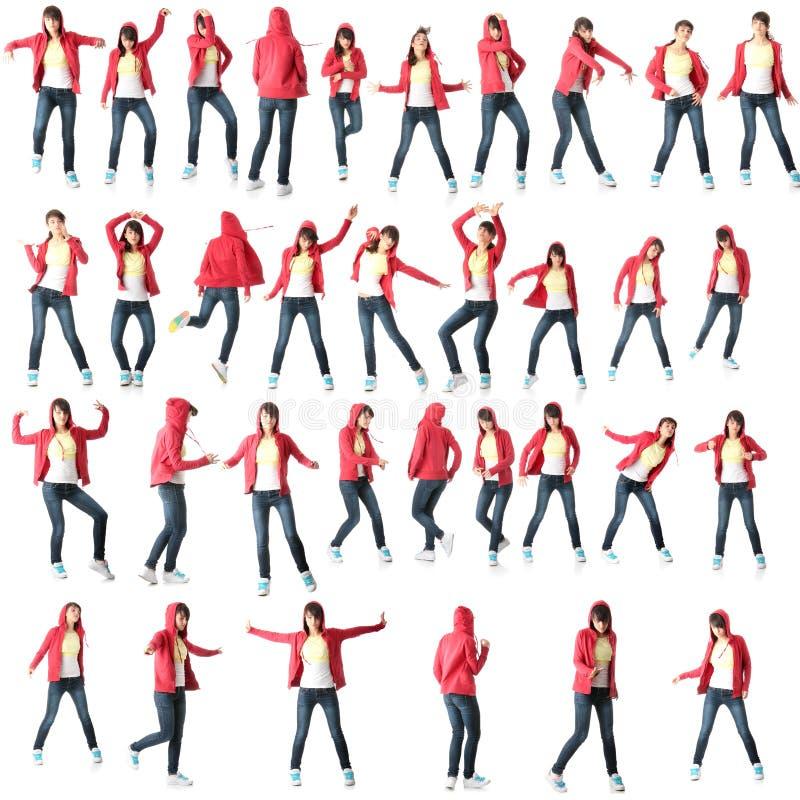 Free Teen Morn Dancer Stock Photo - 13428460