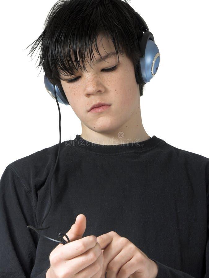 teen musik 6 royaltyfria bilder