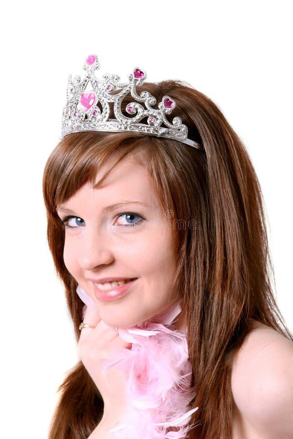 Download Teen Princess stock image. Image of beautiful, tiarra - 19587877