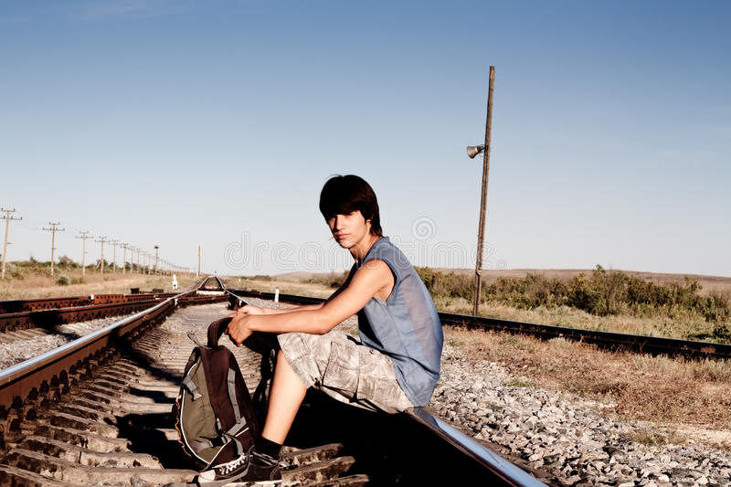 Download Teen Problems Stock Image - Image: 18152391
