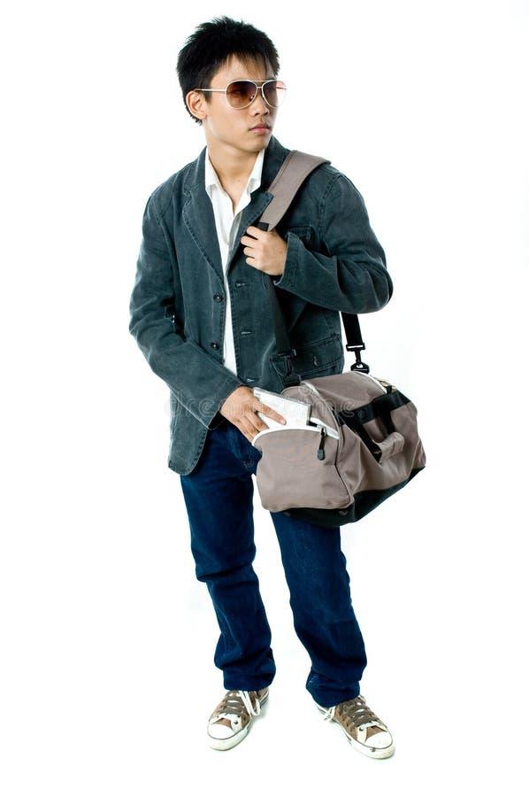 Teen Shoplifting royaltyfri fotografi