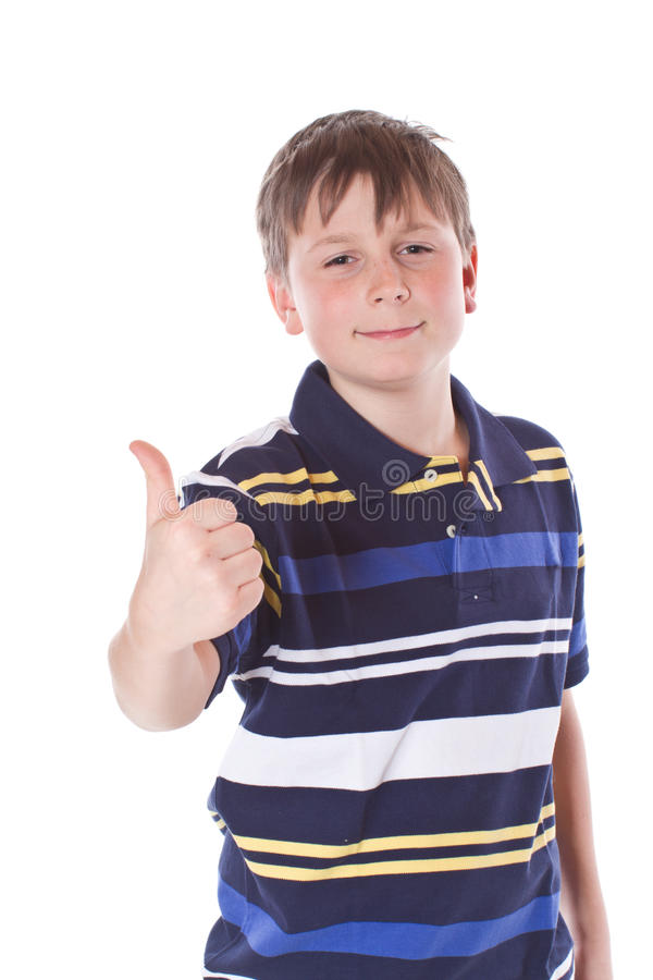 Teen Shows hand royalty free stock photography