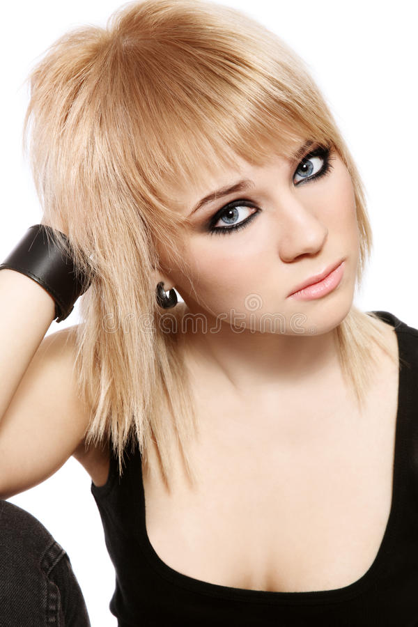 Download Teen spirit stock image. Image of girl, informal, make - 13524635
