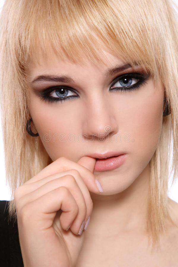 Download Teen spirit stock photo. Image of face, beauty, hairstyle - 13524636