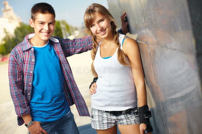 Download Teen team stock image. Image of close, portrait, caucasian - 28951185