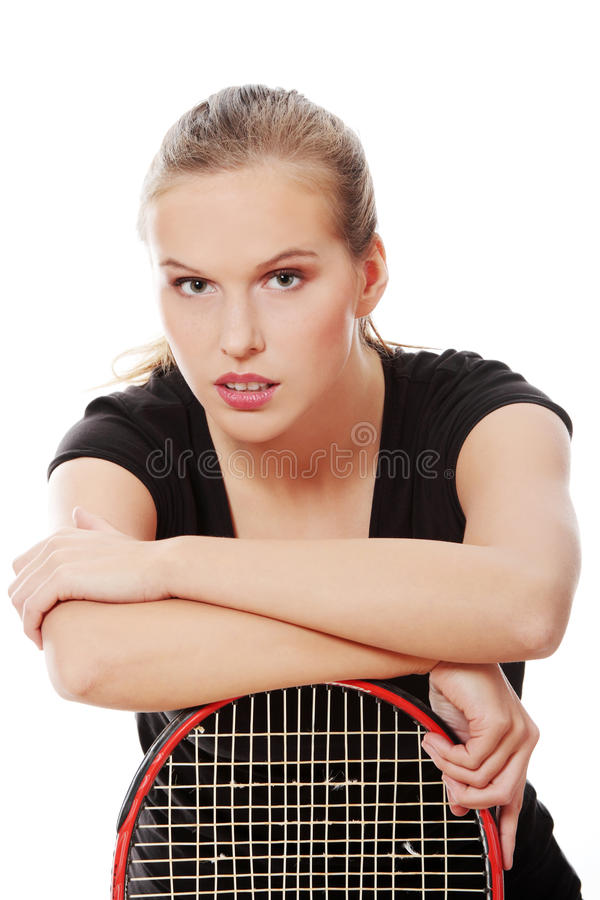 Download Teen Tennis Player Stock Images - Image: 22948784