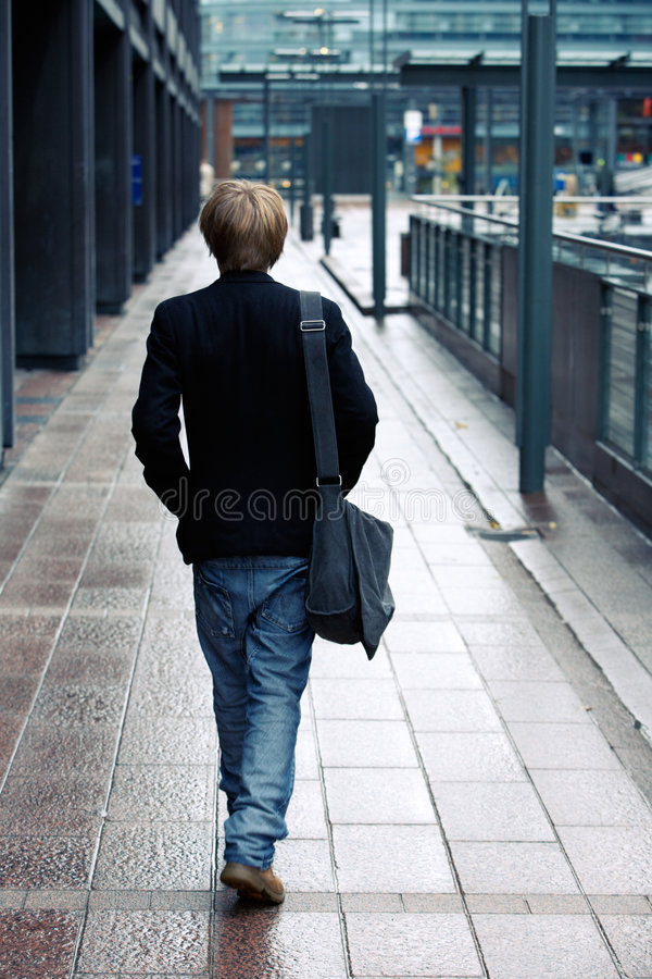 Download Teenage Boy stock image. Image of lifestyle, back, hair - 6102635