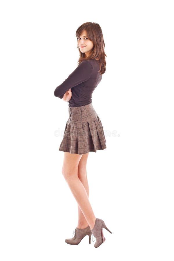 Download Teenage fashion model stock image. Image of female, lovely - 25527095
