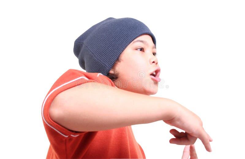 Teenage (series) stock image