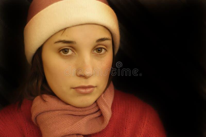 Teenager immagine stock