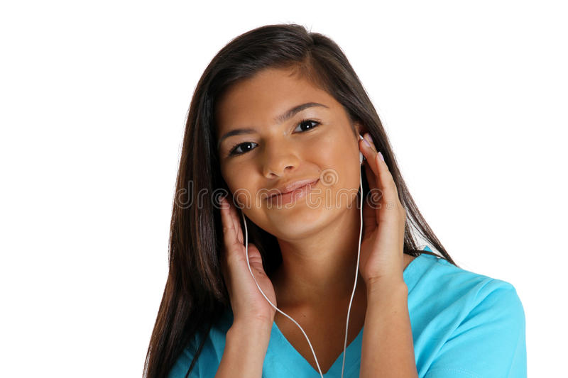 Download Teenager stock photo. Image of stylish, colorful, earbuds - 24385826