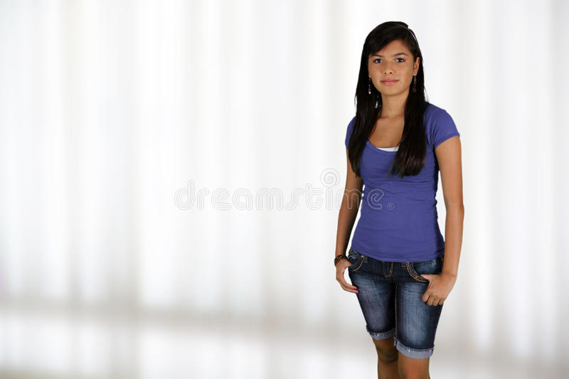 Teenager royalty free stock photography