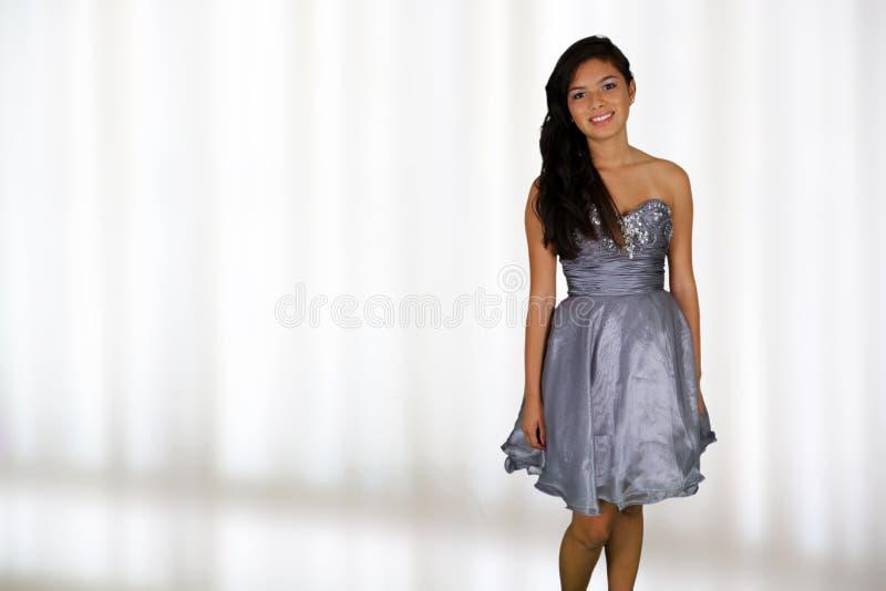 Download Teenager stock image. Image of hispanic, prom, teenage - 25753855