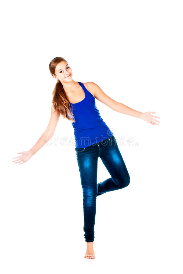 Download Teenager stock image. Image of teenager, jeans, human - 27798337