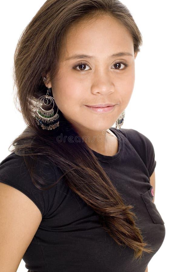 Download Teenager 3 stock image. Image of black, ethnic, girl, teen - 359373