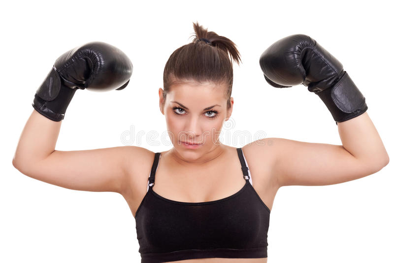 Download Teenager Boxer stock image. Image of hands, boxing, gymnastics - 18601237