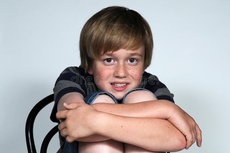 Download Teenager boy stock photo. Image of horror, cute, pretty - 32807474