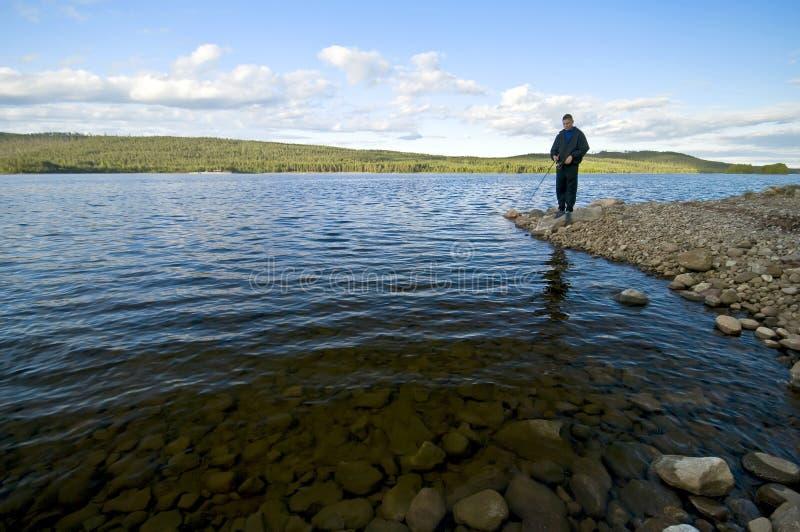 Download Teenager fishing stock image. Image of recreational, angler - 10078979