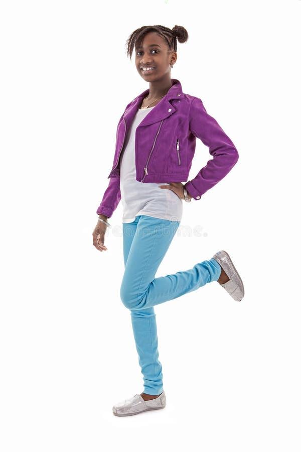 Download Posing Teenager Girl Royalty Free Stock Image - Image: 29880796