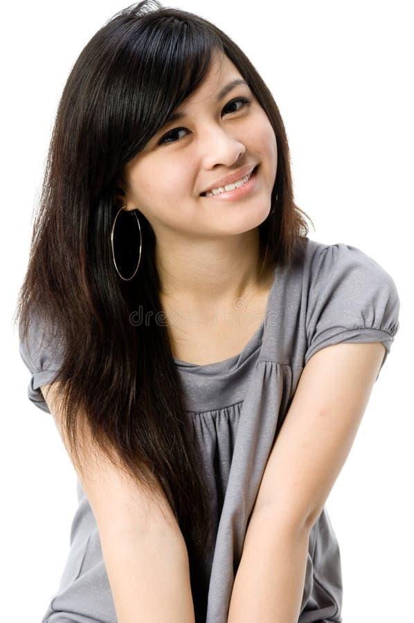 Download Teenager sveglio fotografia stock. Immagine di asiatico - 3884654