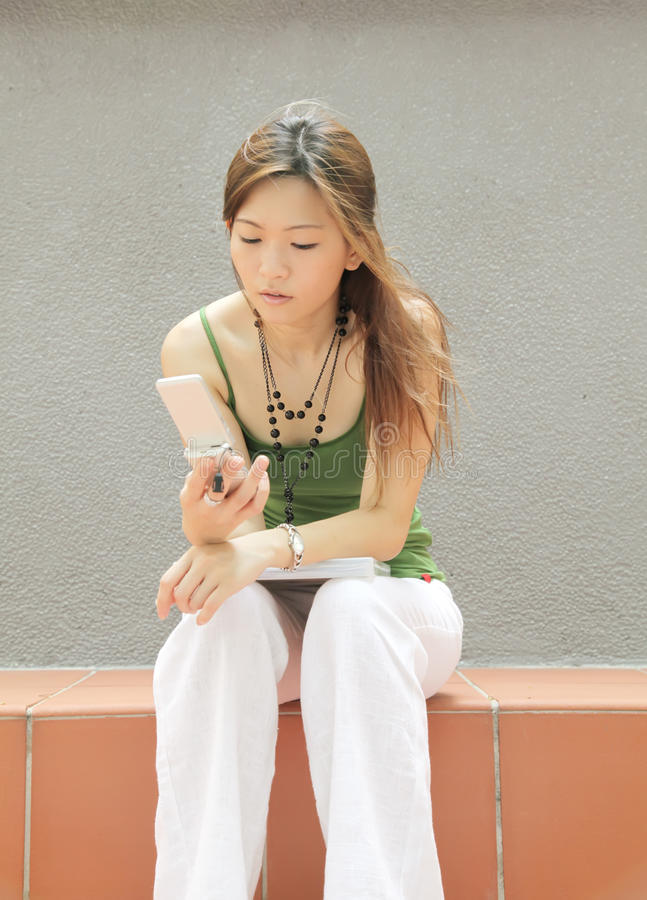 Download Teenager Texting Stock Images - Image: 10243334