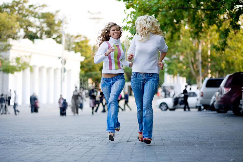 Teenagers royalty free stock images