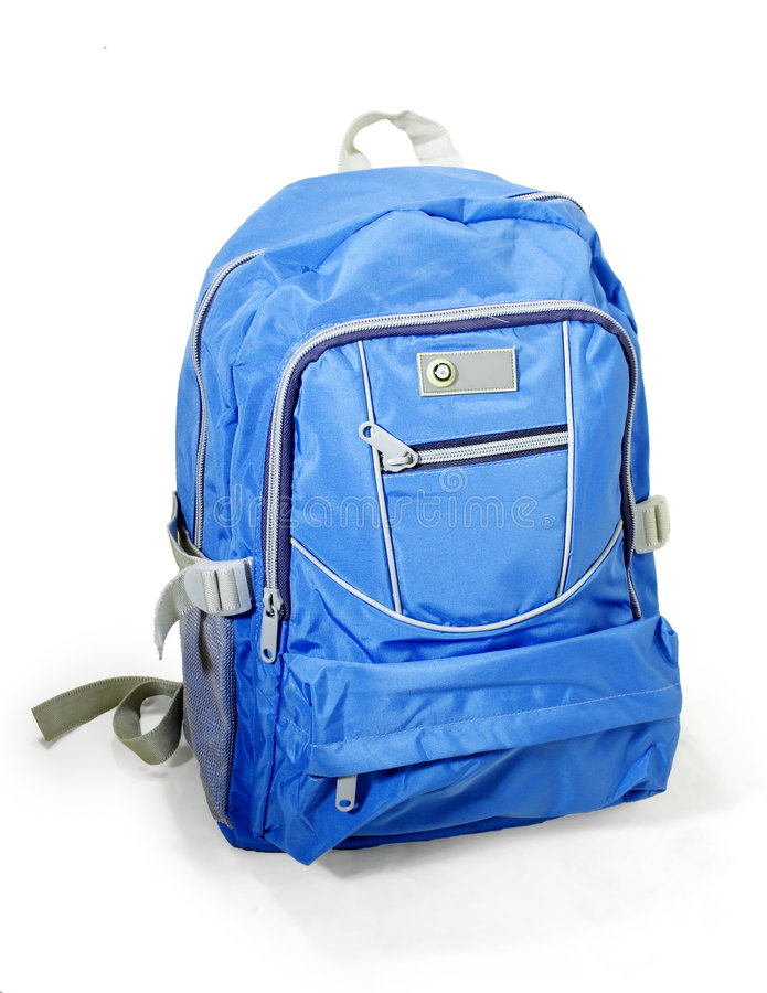Download Teenagers backpack stock photo. Image of isolated, children - 2454370