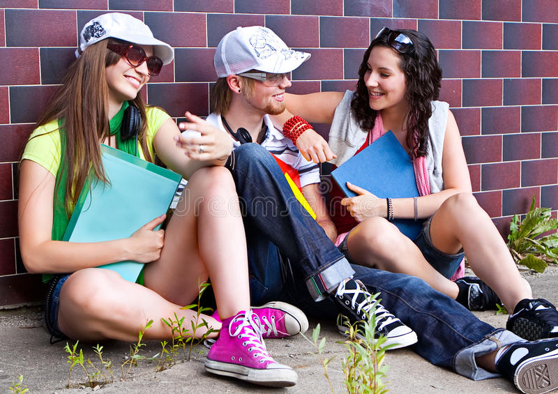 Download Teens 13 stock photo. Image of education, cool, kids - 10702502