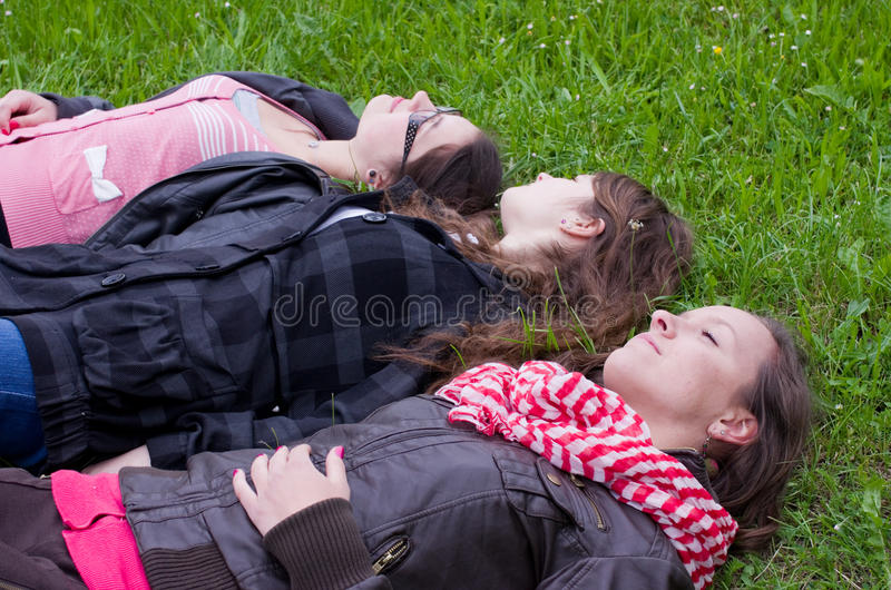 Download Teens daydreaming stock image. Image of face, imagine - 26822367