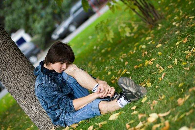 Teens problems stock photos