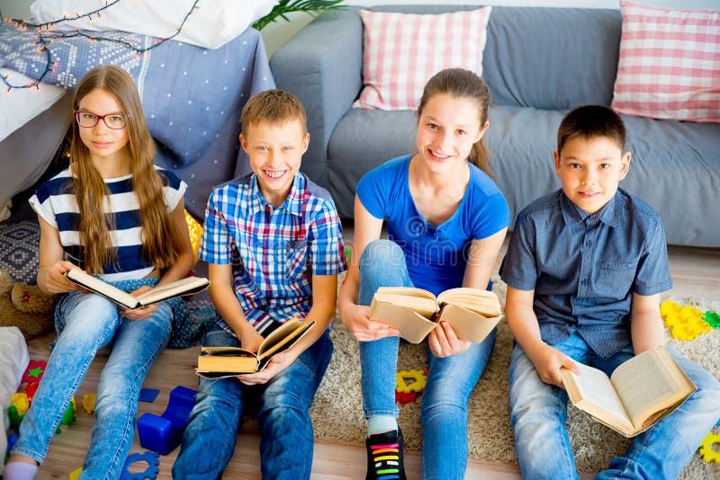 Teens Reading Books Stock Photos - Download 1,731 Royalty Free Photos