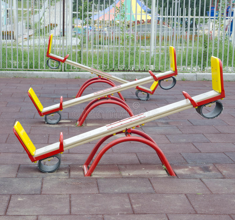 Free Teeter Totters Stock Photography - 20778492