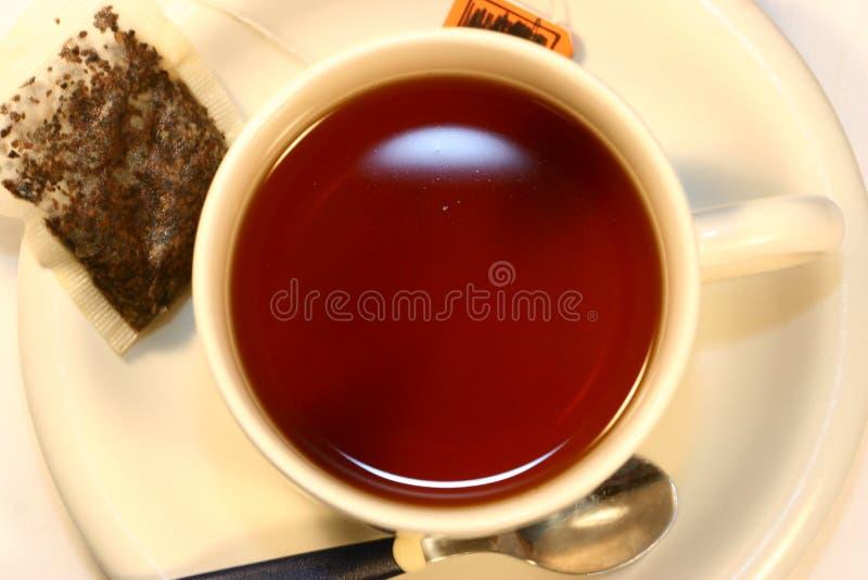 Download Teezeit I stockbild. Bild von getränk, heiß, mittagessen - 40675