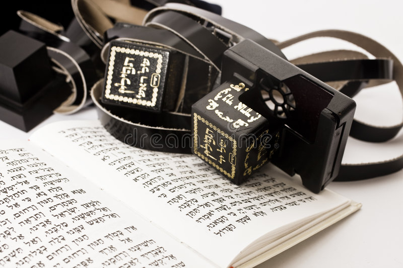 Download Tefillin with siddur stock photo. Image of meditation - 5798722