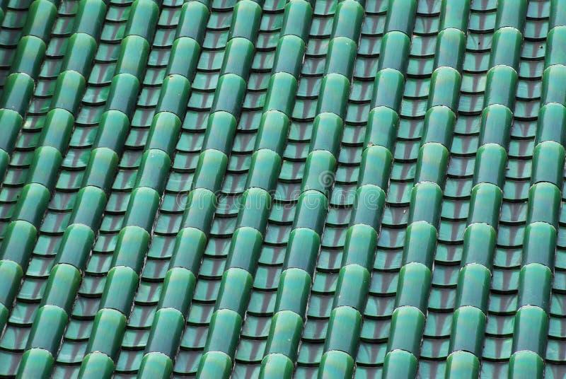 tegelplatta för takstruktur arkivbild