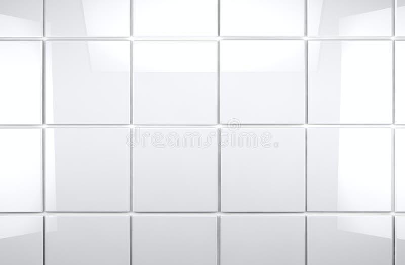 Tegelplattabakgrund vektor illustrationer