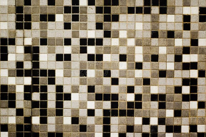 tegelplattavägg arkivbilder