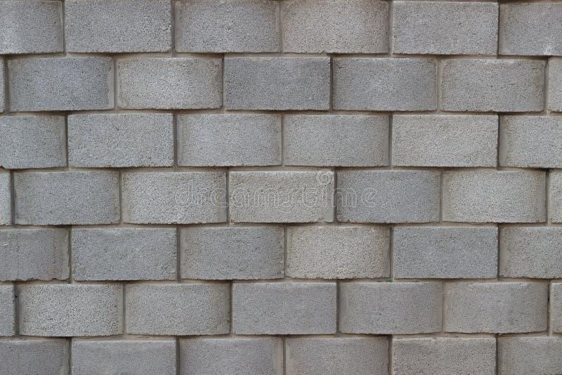 Tegelsten för kvarter för sten för bakgrundsmodellvägg grå arkivbild