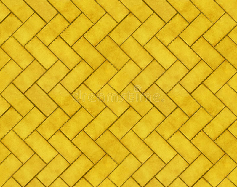 tegelsten textures tileable yellow stock illustrationer
