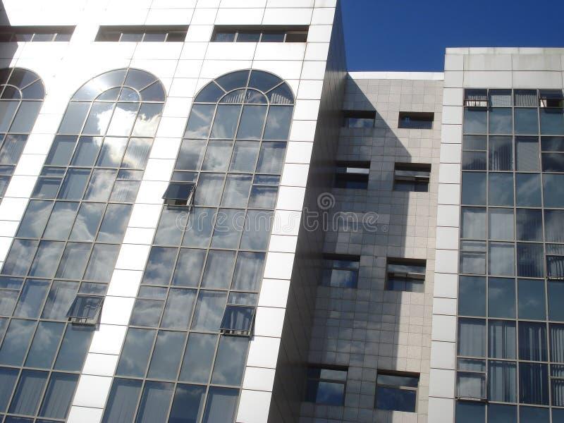 tegelstenar som bygger gammal red för facade royaltyfria bilder