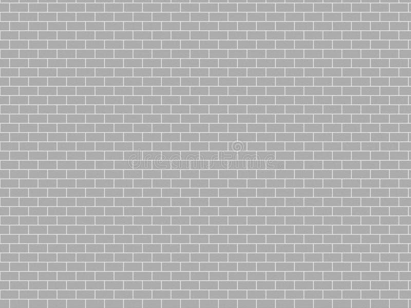tegelstenvägg royaltyfri illustrationer