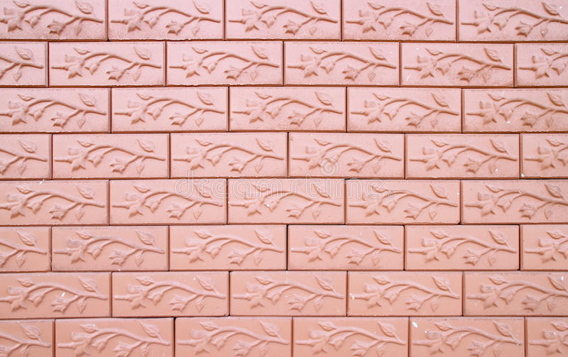 Download Tegelstenvägg- Och Filialtextur Arkivfoto - Bild av yttersida, ungefärligt: 27288734
